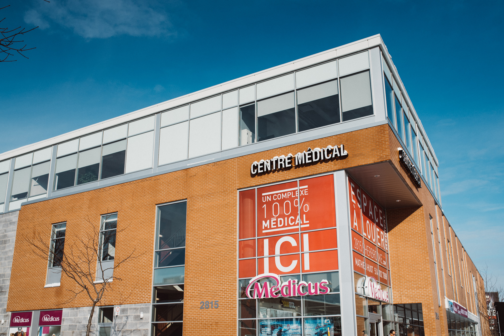 Complexe medical 2815 Montreal