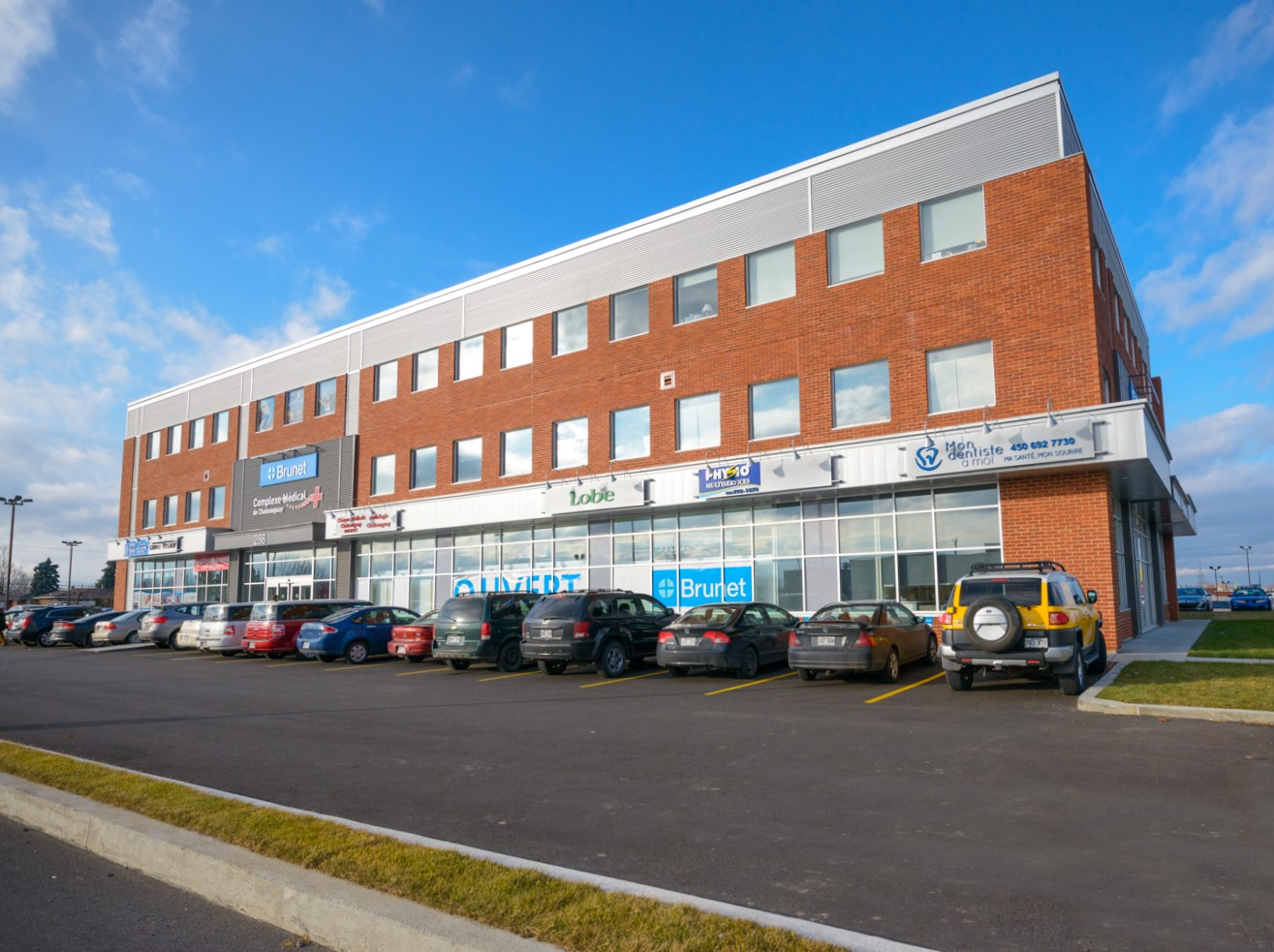 Complexe medical Châteauguay